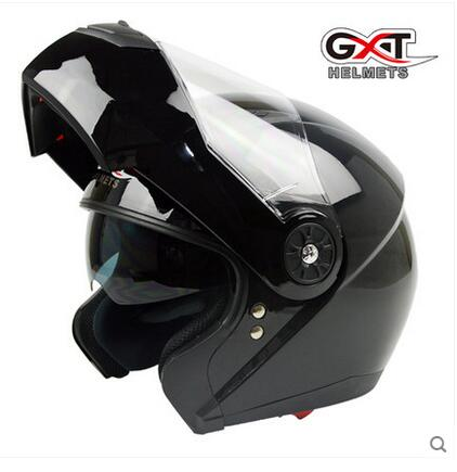 GXT white red motocross open face motorcycle Helmet, MOTO electric bicycle safety headpiece,motorcyclist biker helmets - Trivoshop