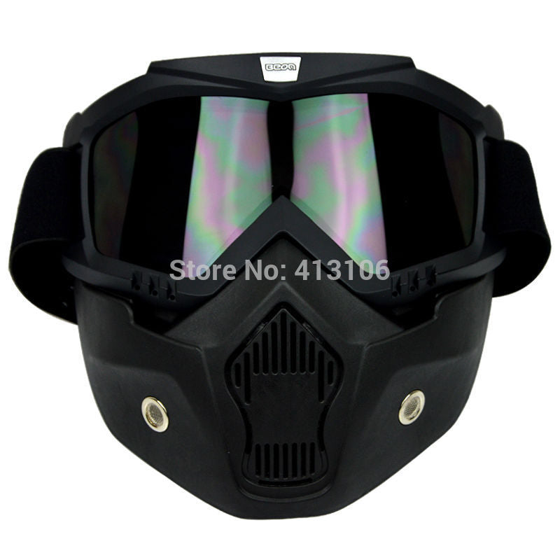 Anti-UV Windproof Motorcycle goggles