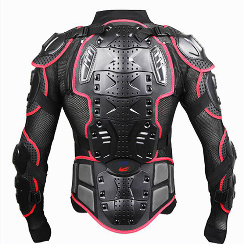 UPBIKE Motorcycle Jacket Armor Protection Motocross Clothing Protector Motorbike Moto Motor Bike Spine Chest Protector Gear - Trivoshop