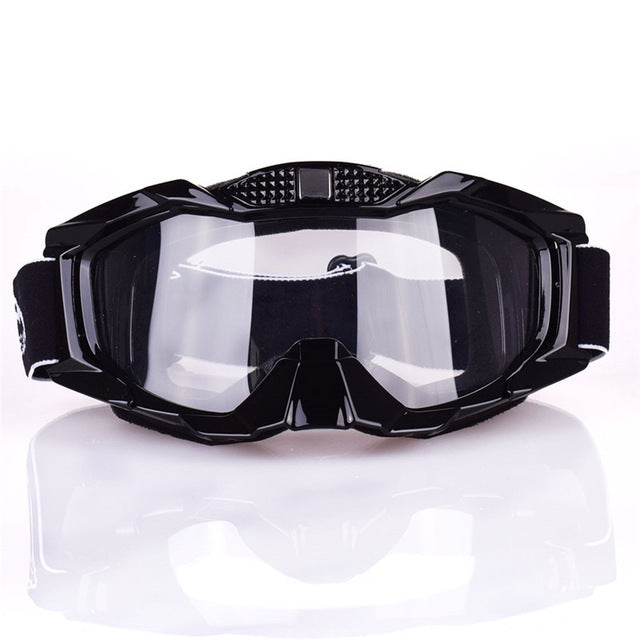 Motorcycle Helmet MX Goggles Glasses