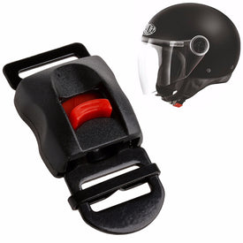 1 Motorcycle Helmet Retention System Clip Chin Strap Metal Quick Release Buckle - Trivoshop.com