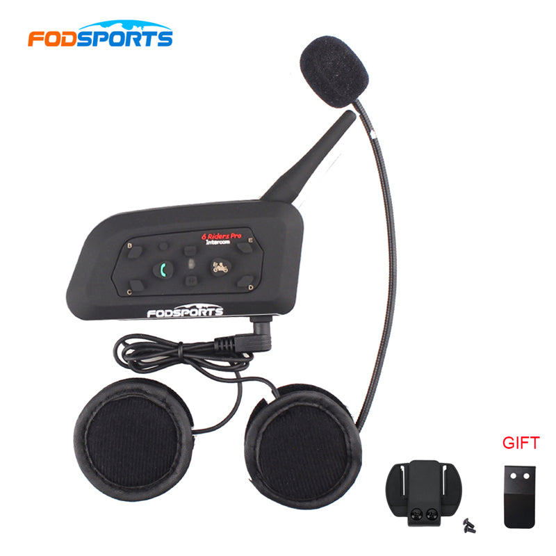 Fodsports 6 Riders intercom - Trivoshop