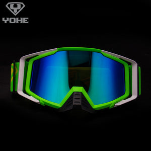 YOHE-YH-138 Motorcycle Helmet Sunglasses Visor /Wind Shield glass visor motorcycle glasses goggles motorcycle
