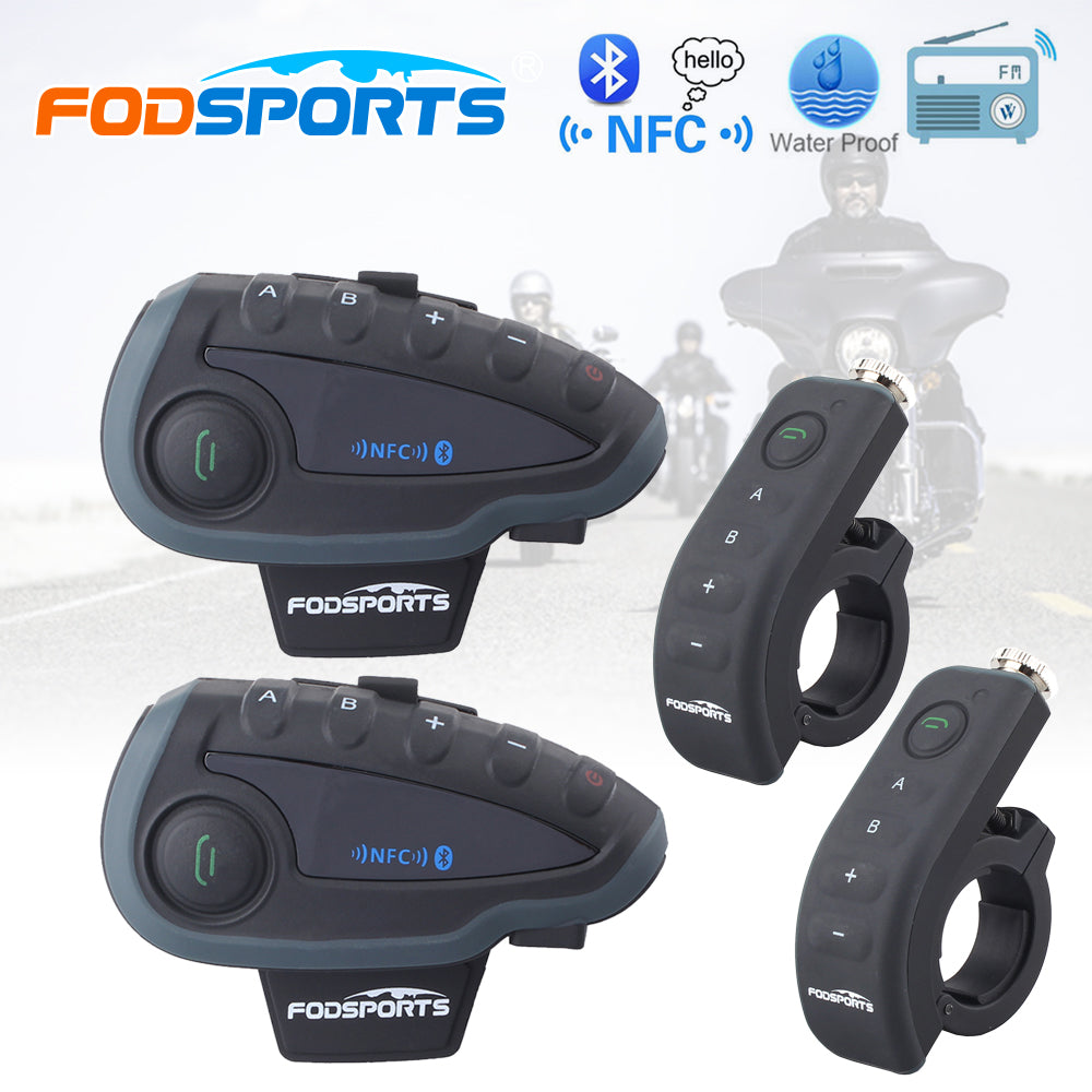 Bluetooth Motorcycle Intercom