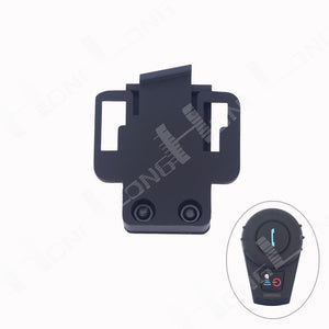 1 PC Clip/bracket/mount Accessory for FDCVB BT Intercom Motorcycle Bluetooth Helmet Intercom - Trivoshop.com