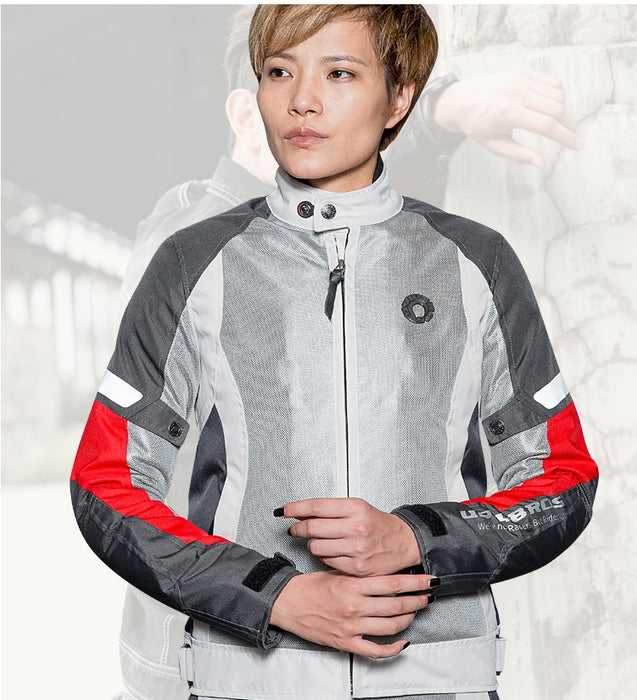 Uglybros air waves riding suits women motorcycle jackets racing anti-wrestling couple models detachable warm inside 4 colors - Trivoshop