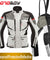 MOTOBOY Men Motocross Motorcycle Racing Jackets&Pants Waterproof Clothing Moto Jaqueta Chaqueta Warm Suits With CE Protection