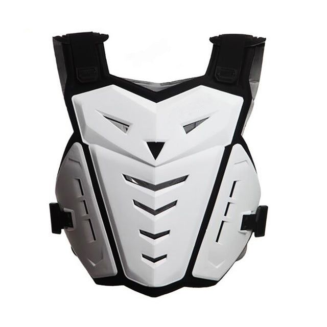 SULAITE Motorcycle Jacket Body Armor Motocross Back Chest Protector Gear Vest Skiing Racing Motorbike Spine Protection Guard - Trivoshop