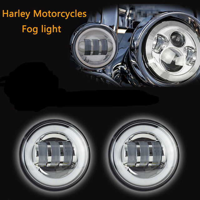 LED Auxiliary Spot Fog Passing Lamp - Trivoshop