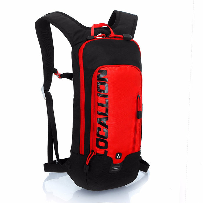 Outdoor Climbing Cycling Camping Sport Motorcycle Backpack+Breathable Ultralight Motorcycle Backpack Bag - Trivoshop