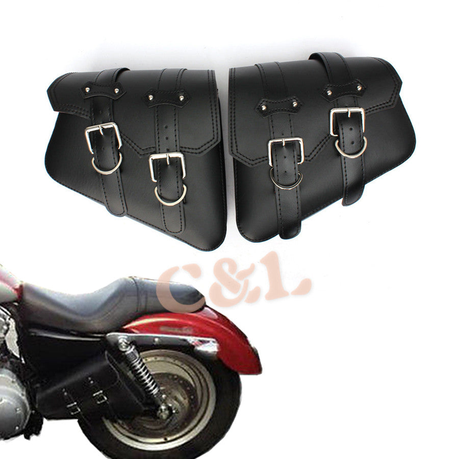 Motorcycle Saddle Bags - Trivoshop