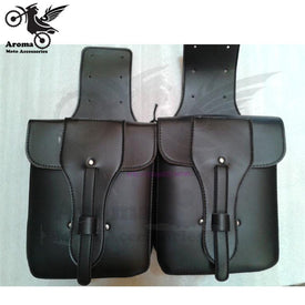 PU Leather motorcycle Bag