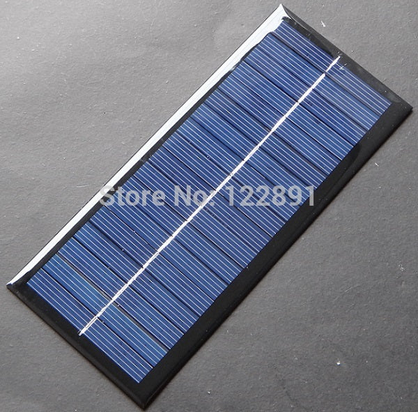 Wholesale Solar Cell 2 5W 9V Solar Panel For Battery Charger DIY  Polycrystalline Solar Module 213*92*3MM 10pcs/lot Free Shipping -  Trivoshop com