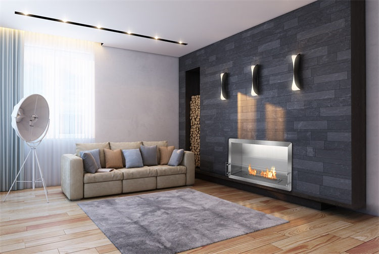 intellgent fireplace
