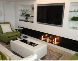 ethanol fireplaces wall - Trivoshop