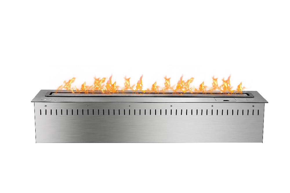 On sale  bio fireplace with stainless steel burner 30 inch long