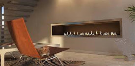 electric ethanol fireplaces corner - Trivoshop