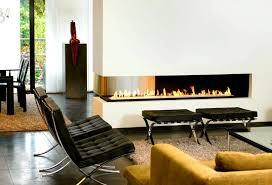 ethanol built in corner fireplace