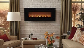 wall mount electric fireplace - Trivoshop