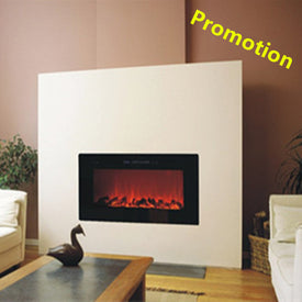 wall mounted electrical fireplace - Trivoshop