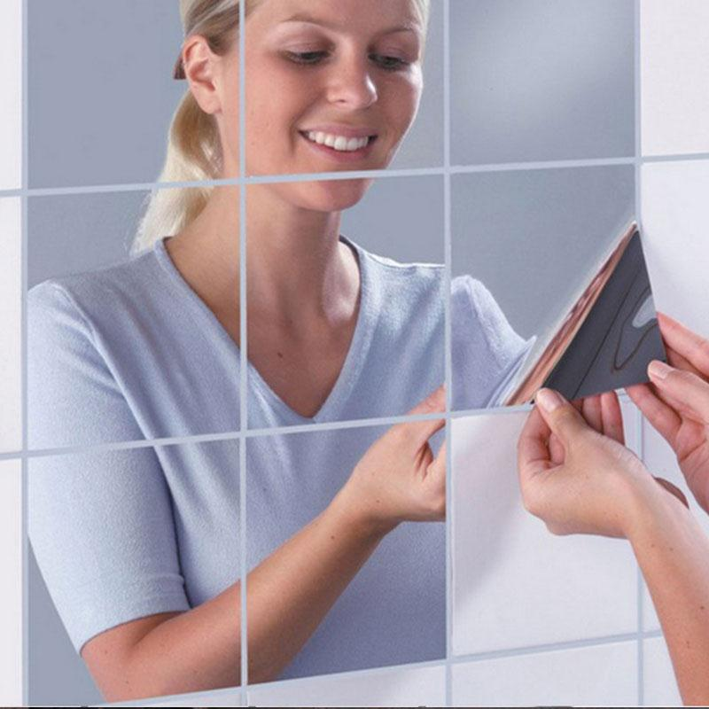 Reflect Mosaic Tiles Wall Stickers