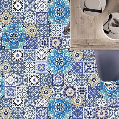Mosaic Wall Tiles Stickers