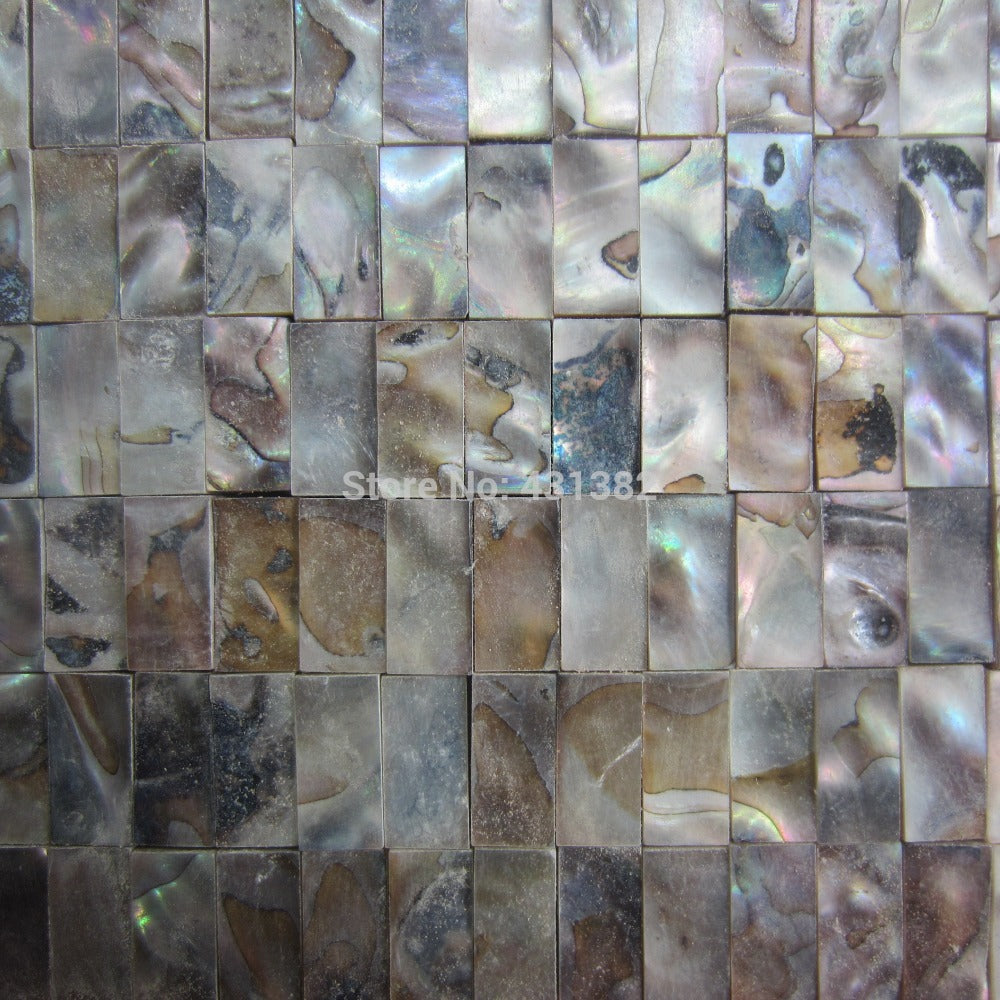 HYRX Fresh water shell mosaic tiles