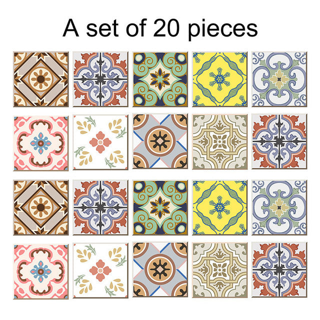 Mosaic Tile Stickers