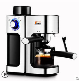 New Coffee Machine home office Semi-automatic Italy Type Cappuccino Espresso Coffee Maker HOT SALES - Trivoshop