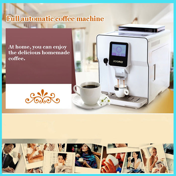 Fully automatic coffee machine CAFE MACHINE coffee maker espresso cappuccino coffee machine with touch screen