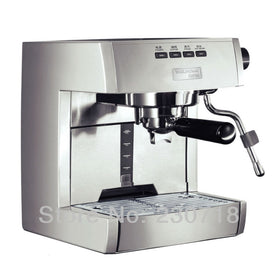 WPM Semi-auto Coffee Machine welhome KD-135A Coffee maker Espresso Coffee Machine Twin Thermo-block Espresso Machine - Trivoshop