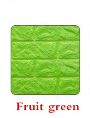 Waterproof Brick Texture Wall Sticker