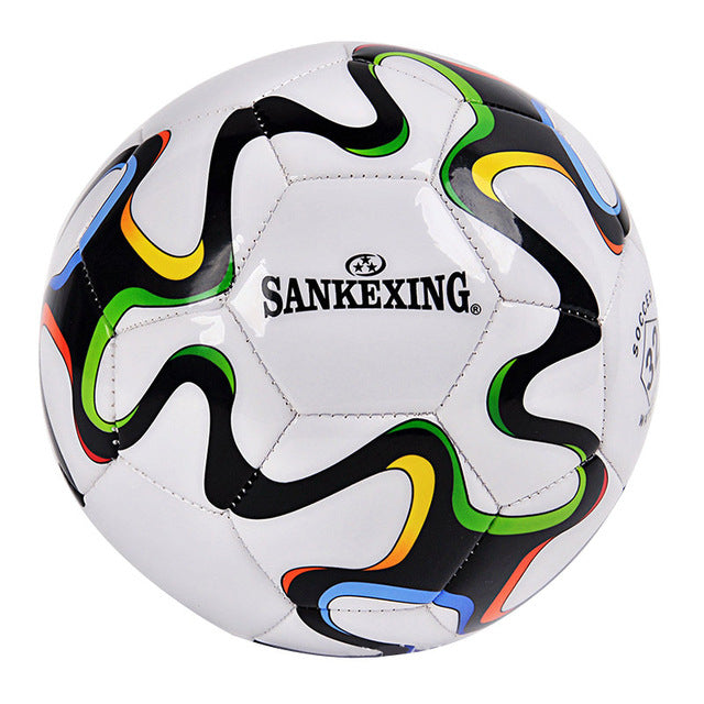 SANKEXING Dropshipping 1*PU Soccer Ball Official Size 5 Football Goal League Ball Outdoor Balls futbol voetbal Free shipping! - Trivoshop