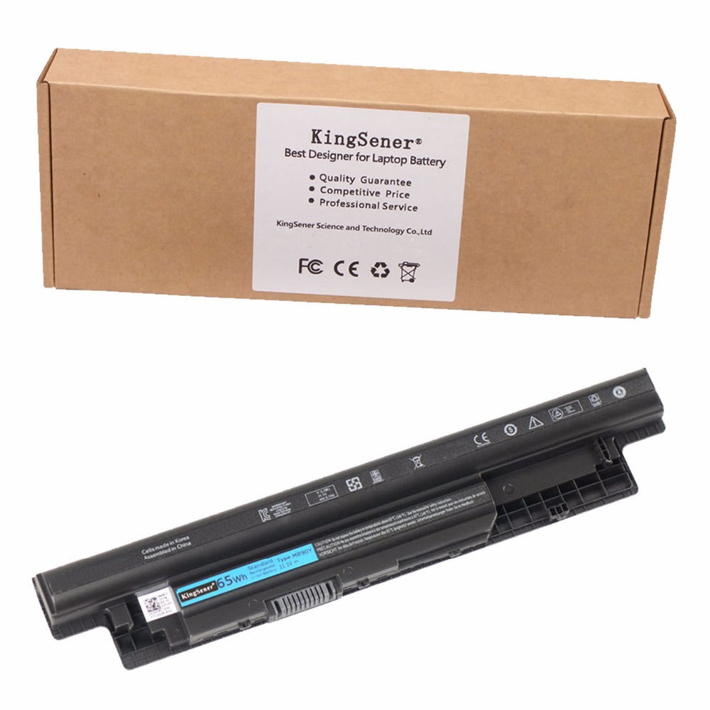 11.1V 65WH Korea Cell New MR90Y Laptop Battery for DELL Inspiron 3421 3721 5421 5521 5721 3521 XCMRD 68DTP G35K4 6CELLS - Trivoshop.com
