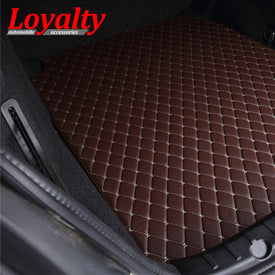 Loyalty 3D Car floor mats Custom fit Front/Rear Full Set Embroidery car-styling carpet Floor Mat for All Models car accessories