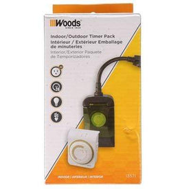 Southwire Home Improvement In Outdoor Timer 2PK