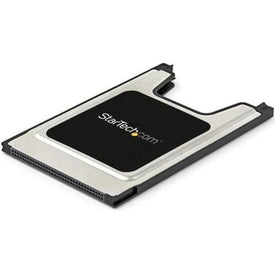 StarTech.com Accessories StarTech.com PCMCIA to CompactFlash Adapter - PCMCIA Type II - CompactFlash Type I - PC Card to Compact Flash Adapter (CB2CFFCR)