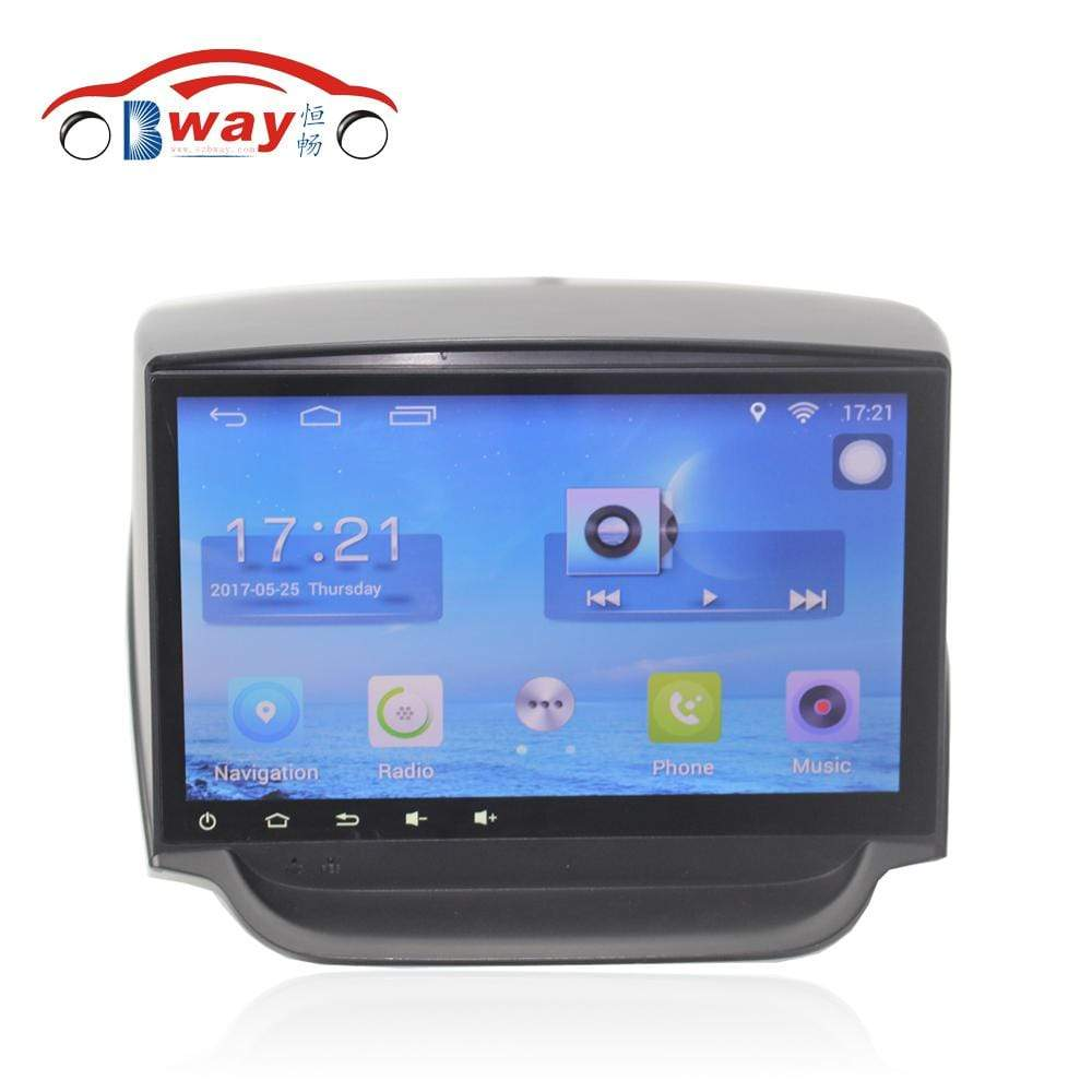 Fast Shipping 9. Quad core Android 6.0.1 Car DVD Player For 2013 Ford Ecosport car - Trivoshop