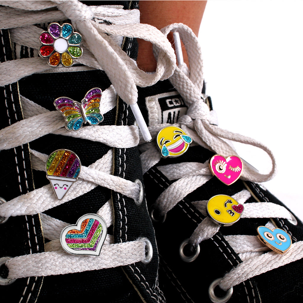 CHARM IT! Shoelace Charms