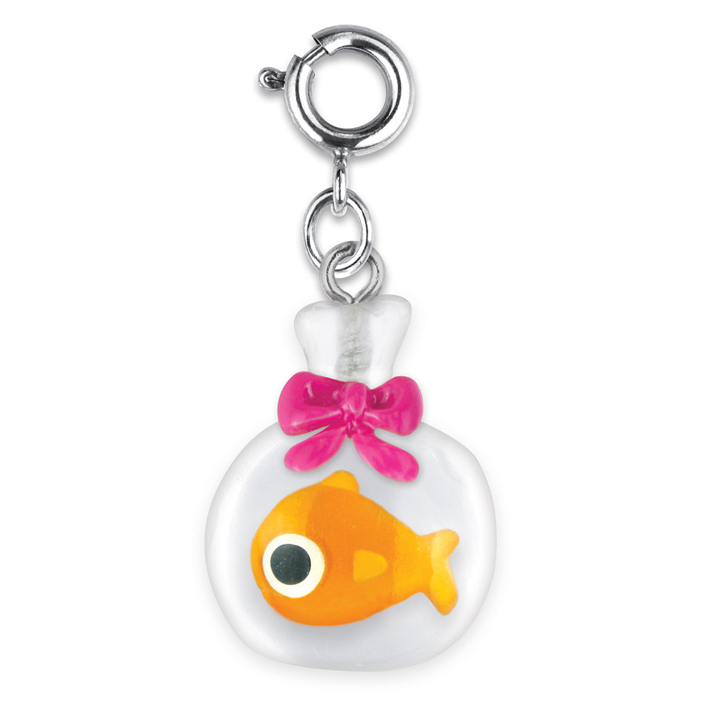 Lil' Goldfish Charm - shopcharm-it