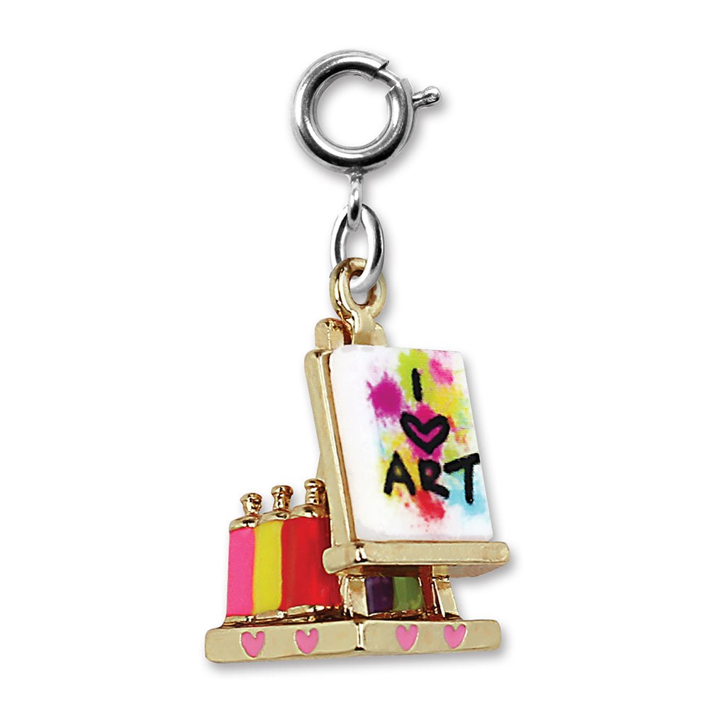 I Love Art Charm - shopcharm-it