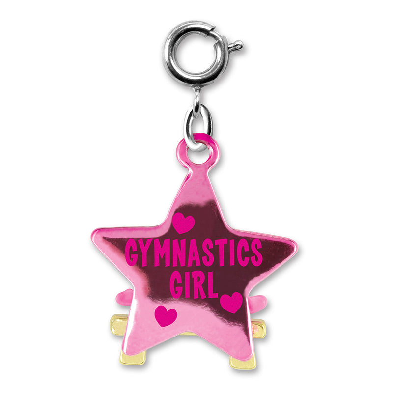 Gymnastics Girl Charm - shopcharm-it