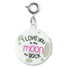 Buy Moon Locket Charm