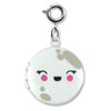 Moon Locket Charm - shopcharm-it