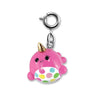 Pink Narwhal Charm - shopcharm-it