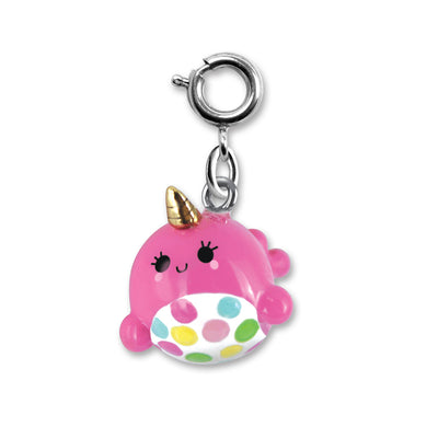 Buy Pink Narwhal Charm