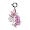 Glitter Unicorn Charm - shopcharm-it