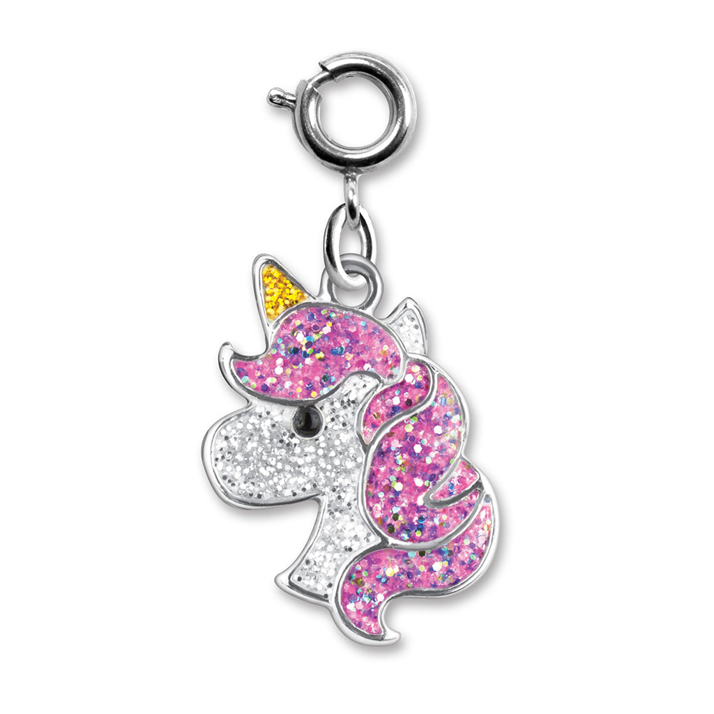 Shop Glitter Unicorn Charm