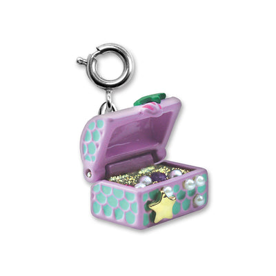 Mermaid Treasure Chest Charm - shopcharm-it