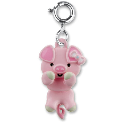 Swivel Pig Charm - shopcharm-it